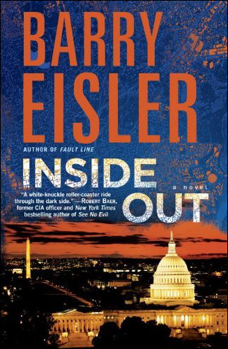 INTERVIEW: Barry Eisler on INSIDE OUT