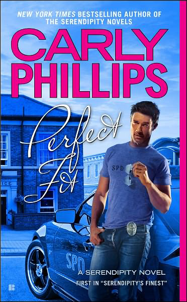 NEW RELEASE: Perfect Fit by Carly Phillips