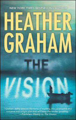 NEW RELEASE: The Vision by Heather Graham