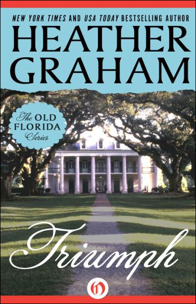 NEW RELEASE: Triumph by Heather Graham