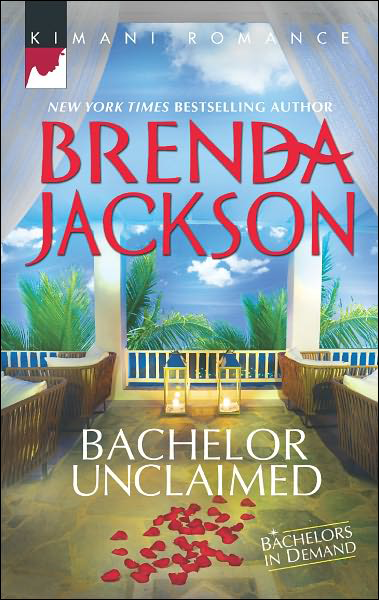NEW RELEASE: Bachelor Unclaimed by Brenda Jackson