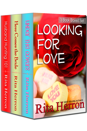 NEW RELEASE: Looking for Love (Boxed Set) by Rita Herron