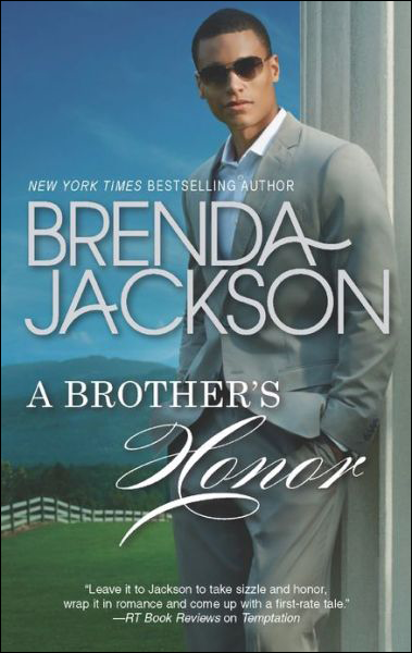 NEW RELEASE: A Brother's Honor by Brenda Jackson