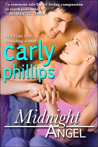 NEW RELEASE: Reprint – Midnight Angel by Carly Phillips