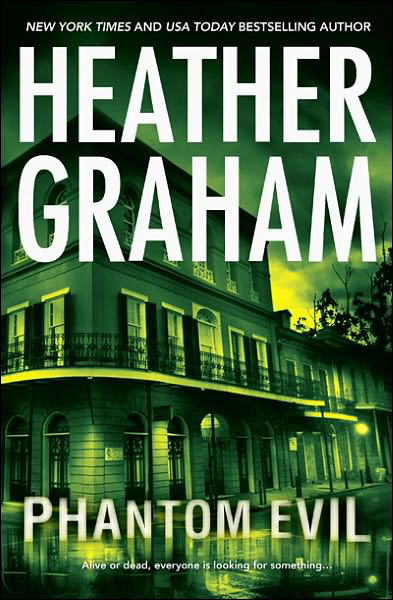 FEATURED ARTICLE: Heather Graham's Krewe of Hunters Series