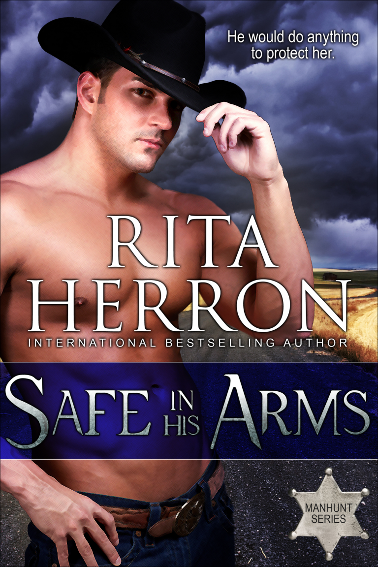 NEW RELEASE: Safe in His Arms by Rita Herron