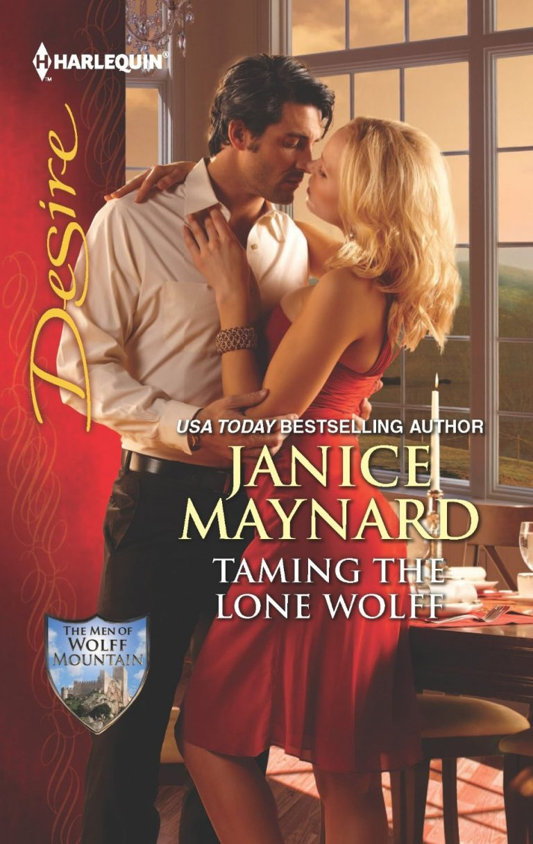 FEATURED ARTICLE: Janice Maynard's Taming the Lone Wolff