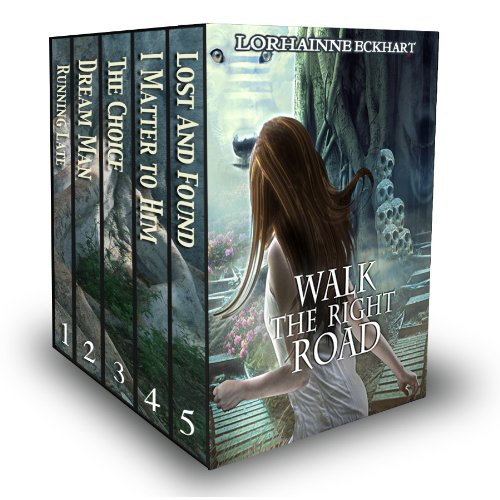 FEATURED ARTICLE: Lorhainne Eckhart's Walk the Right Road Series