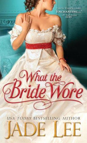 BOOK BLAST: Jade Lee's Bridal Favor Series