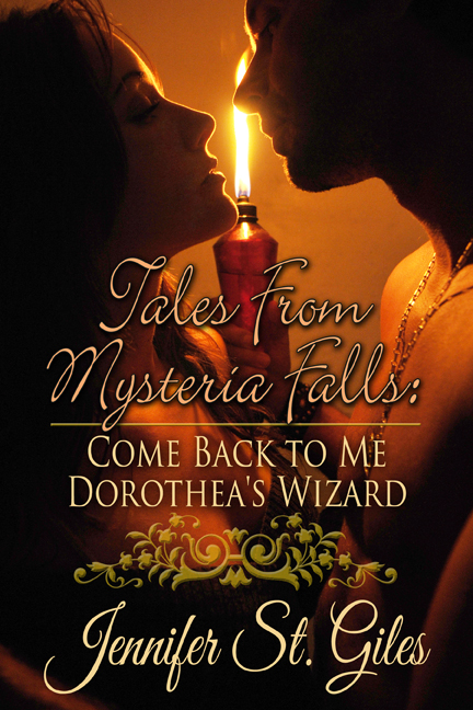 Tales From Mysteria Falls by Jennifer St. Giles
