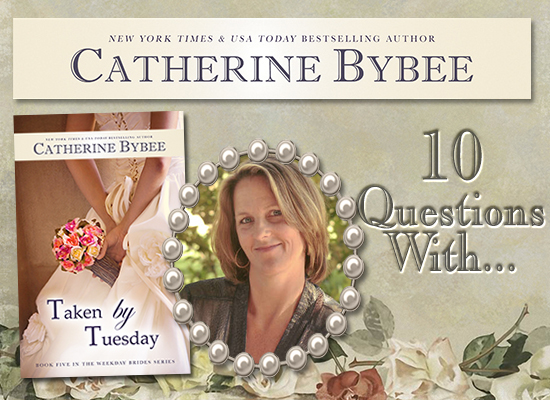 INTERVIEW: 10 Questions With…Catherine Bybee