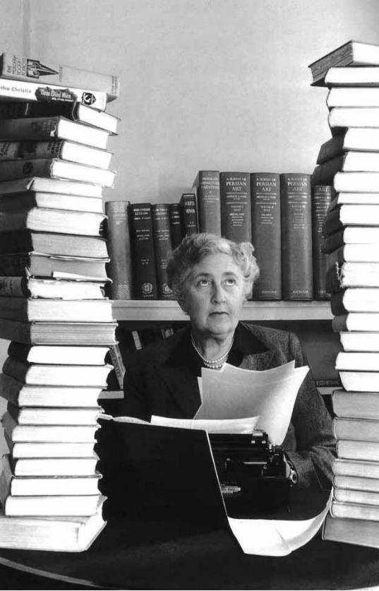 Calling All Agatha Christie Fans!