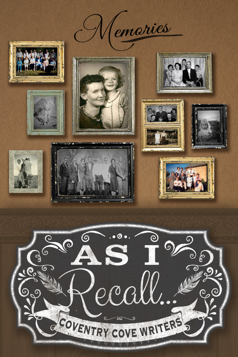 NEW RELEASE: AS I RECALL by The Coventry Cove Writers