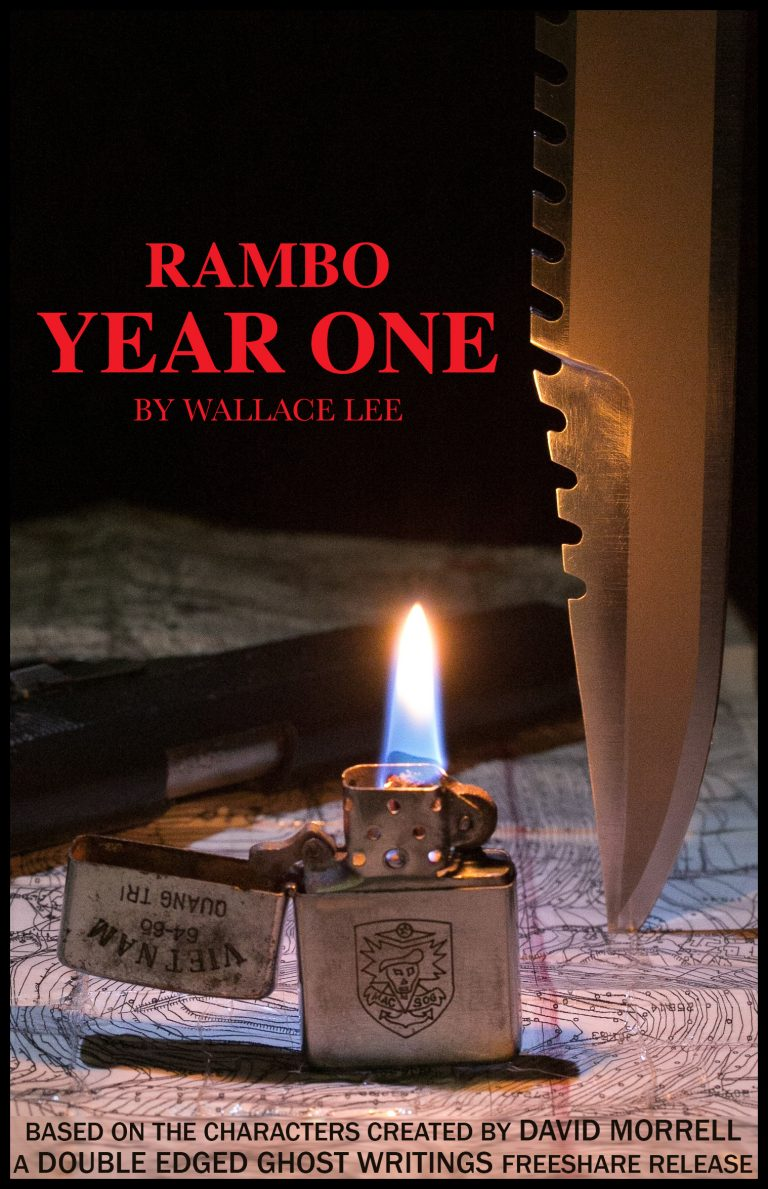 NEW RELEASE: RAMBO YEAR ONE  by Wallace Lee