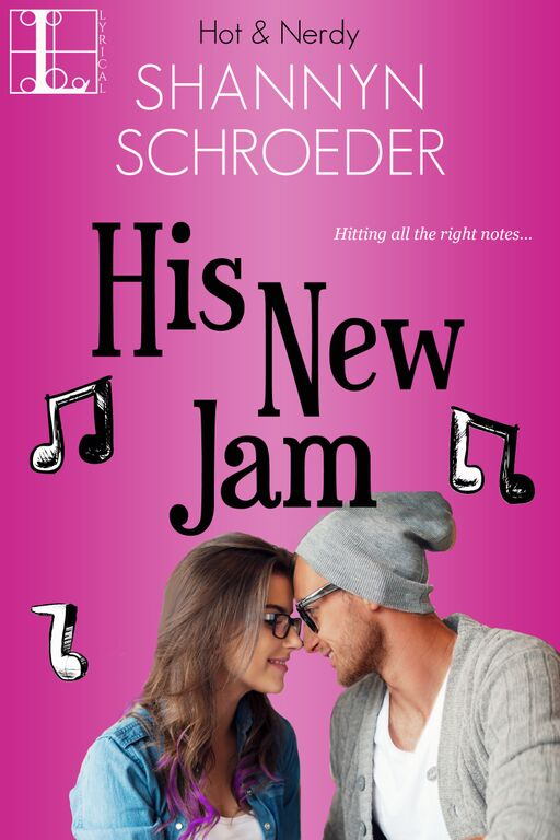 GUEST BLOG: Meet the Hero of HIS NEW JAM ~ Hunter Reed & Giveaway With Shannyn Schroeder