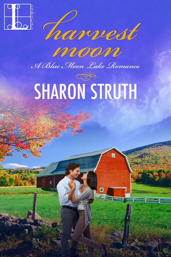 BOOK BLAST: HARVEST MOON by Sharon Struth with Giveaway