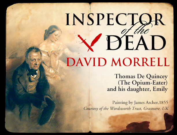 Inspector of the Dead Painting