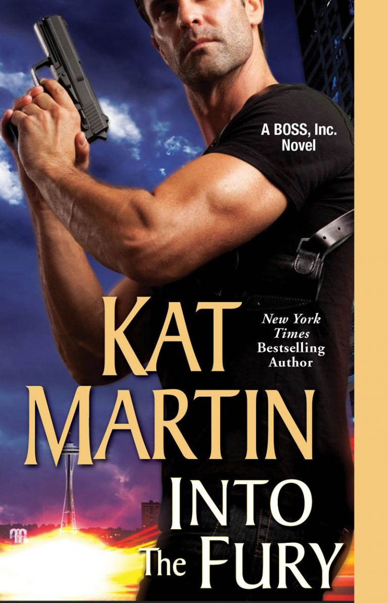 BOOK BLAST: INTO THE FURY by Kat Martin