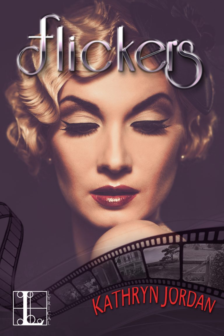 GUEST BLOG: FLICKERS by Kathryn Jordan with Giveaway
