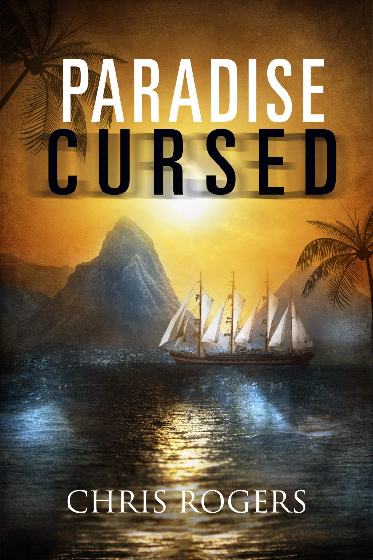 BLOG POST: A TASTE OF PARADISE CURSED by Chris Rogers