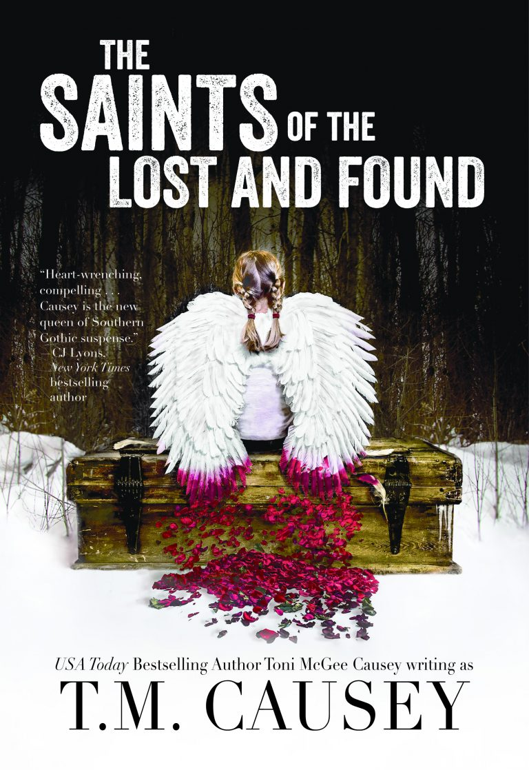 BLOG POST: T.M. Causey's Southern Gothic THE SAINTS OF THE LOST AND FOUND