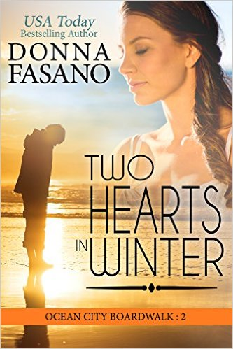 NEW RELEASE: TWO HEARTS IN WINTER by Donna Fasano