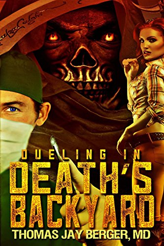 GUEST BLOG: Inside with a Cardiac Surgeon Turned Thriller Writer