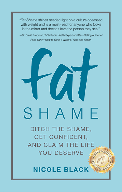 5 Star Review: Fat Shame by Nicole Black