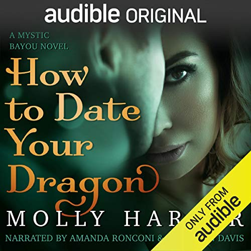 4 Star Audio Review: How to Date Your Dragon by Molly Harper