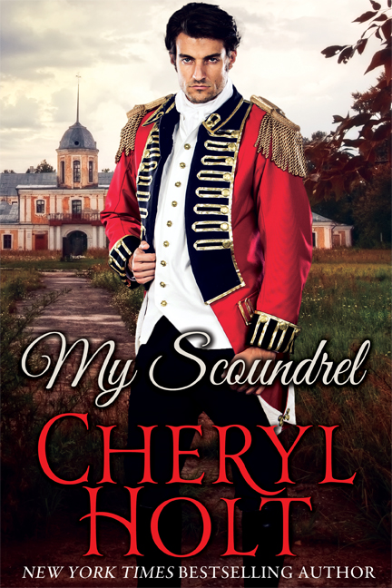NEW RELEASE: MY SCOUNDREL by Cheryl Holt