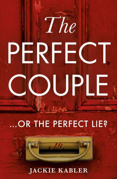 NEW RELEASE: THE PERFECT COUPLE by Jackie Kabler