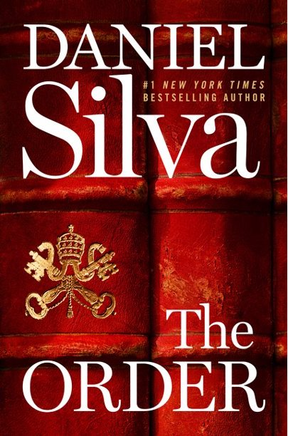 NEW RELEASE: THE ORDER by Daniel Silva