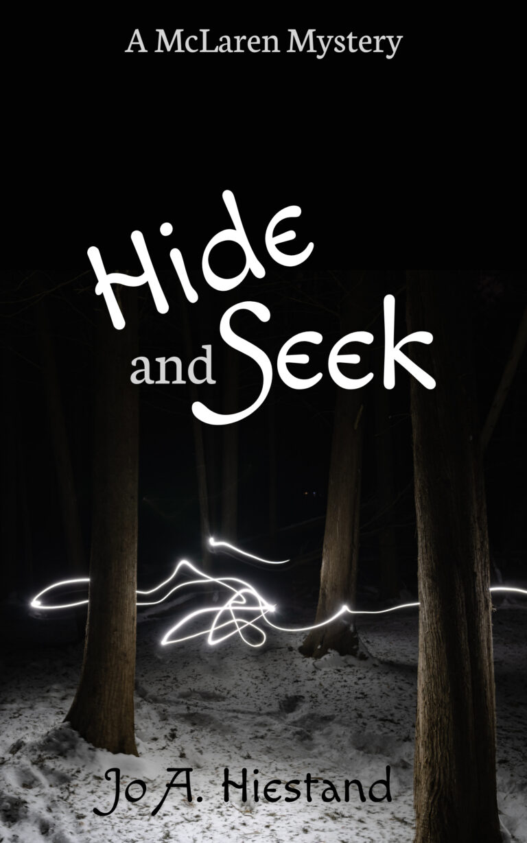 4-STAR REVIEW: HIDE AND SEEK by Jo A. Hiestand