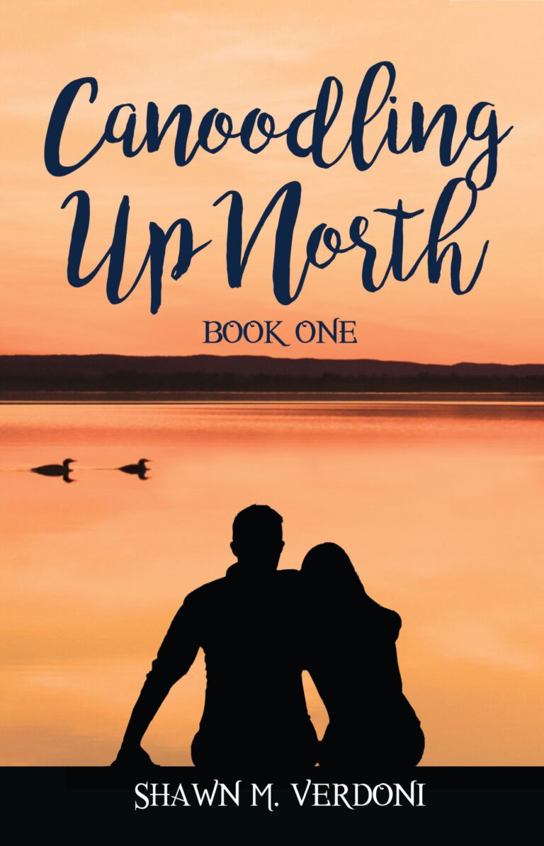 BOOK BLAST: CANOODLING UP NORTH by Shawn M. Verdoni
