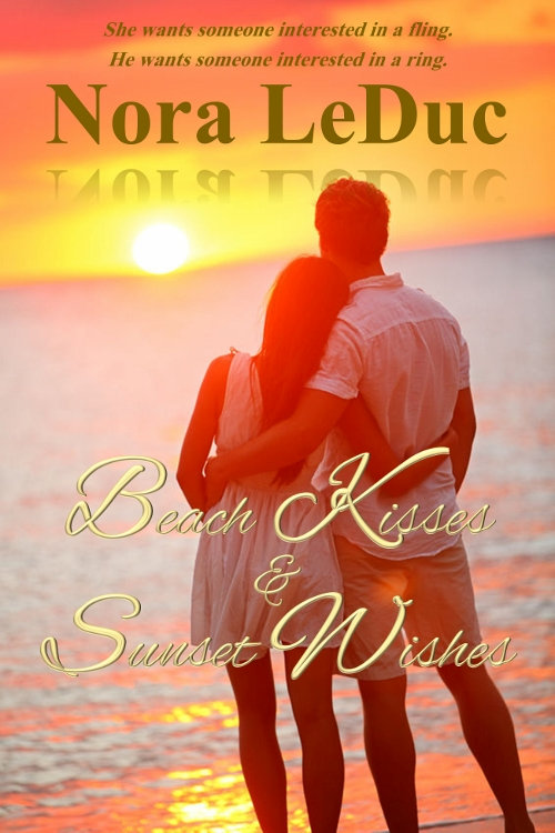 Beach Kisses, Sunset Wishes