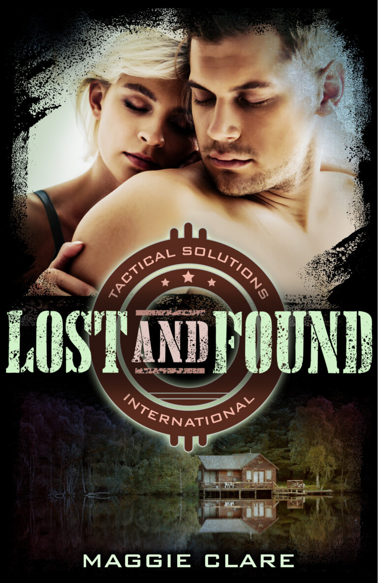 4.5 STAR REVIEW: LOST AND FOUND by Maggie Clare