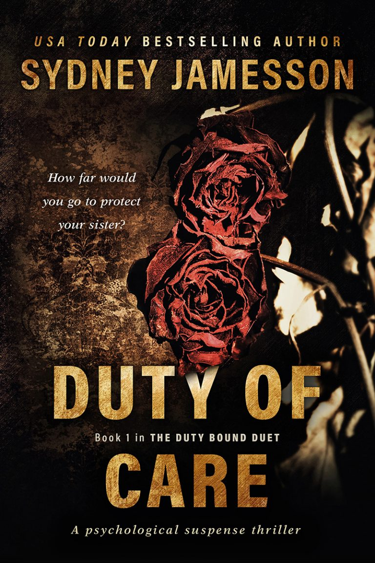 GUEST BLOG: THE DUTY BOUND DUET by Sydney Jamesson and Giveaway