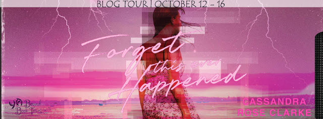 Forget this Ever Happened tour banner