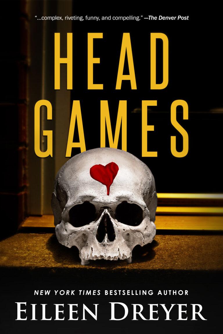 BOOK BLAST: HEAD GAMES by Eileen Dreyer