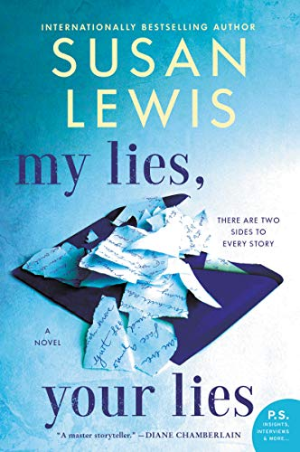 NEW RELEASE: MY LIES, YOUR LIES by Susan Lewis