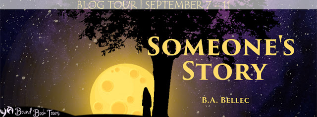 Someone's Story tour banner