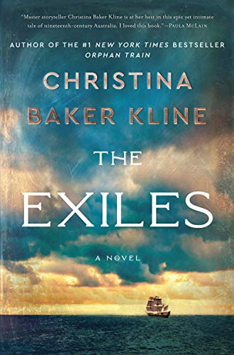 NEW RELEASE: THE EXILES by Christina Baker Kline