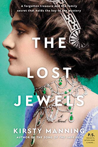 NEW RELEASE: THE LOST JEWELS by Kirsty Manning