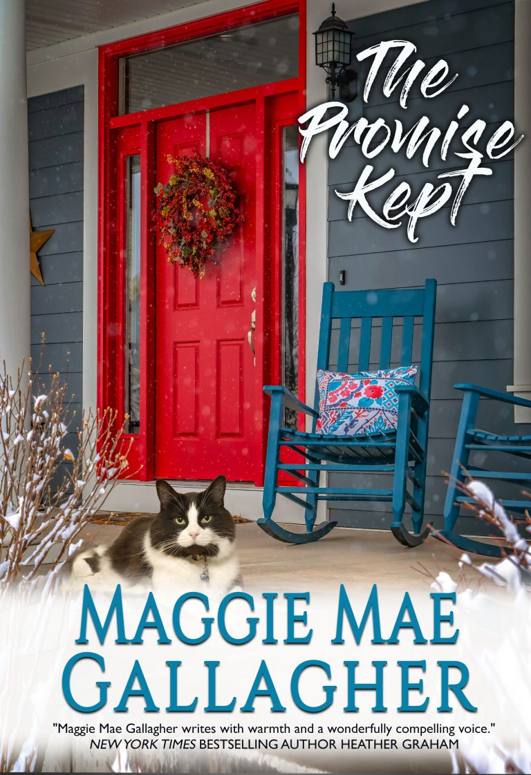 BOOK BLAST: THE PROMISE KEPT by Maggie Mae Gallagher and Giveaway