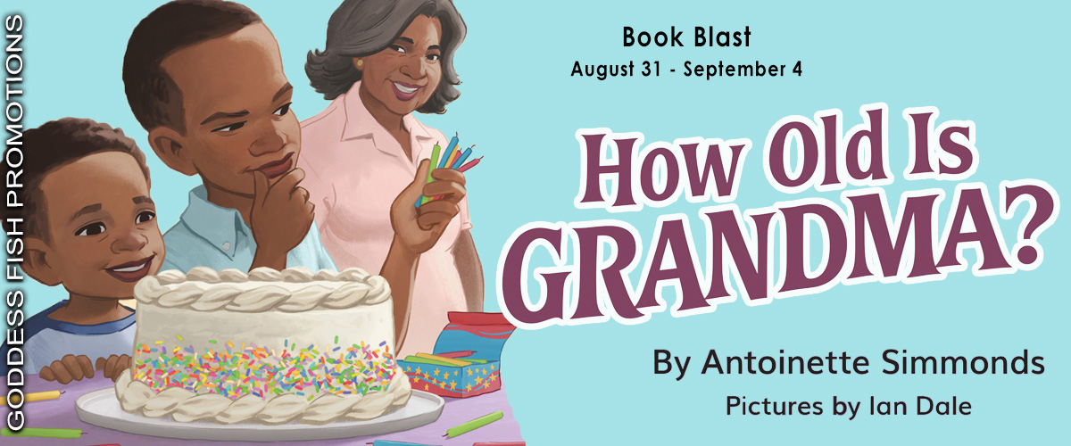 How Old is Grandma - Tour Banner