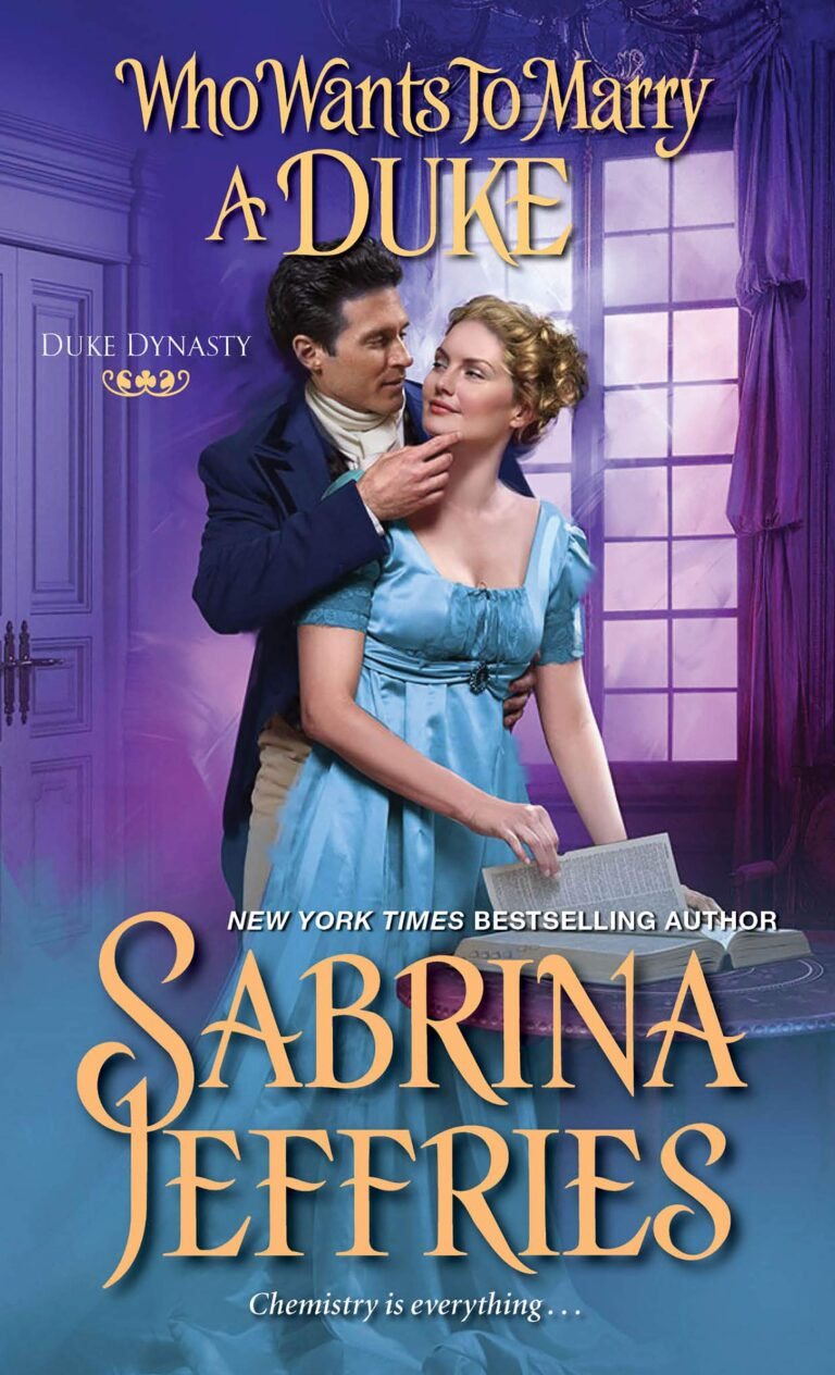 4 STAR REVIEW: WHO WANTS TO MARRY A DUKE by Sabrina Jeffries