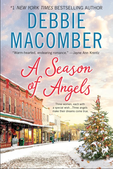 NEW RELEASE: A SEASON OF ANGELS by Debbie Macomber