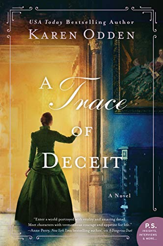 5-STAR REVIEW: A TRACE OF DECEIT by Karen Odden