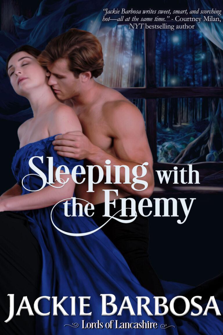 BOOK BLAST: SLEEPING WITH THE ENEMY by Jackie Barbosa