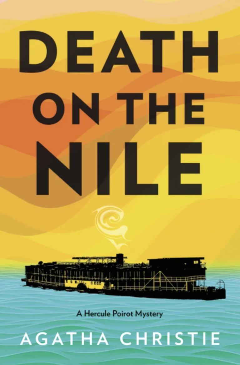 NEW RELEASE: DEATH ON THE NILE by Agatha Christie
